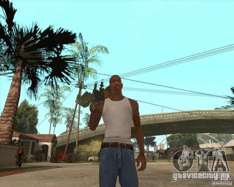 РПГ-7 для GTA San Andreas второй скриншот