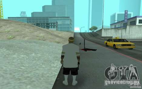 Новый скины Los Santos Vagos для GTA San Andreas шестой скриншот