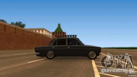 ВАЗ 2103 для GTA San Andreas вид справа