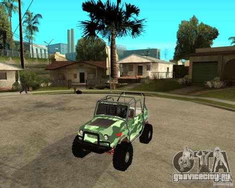 УАЗ 469 HUNTER для GTA San Andreas