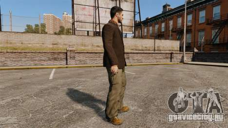 Сэм Фишер v7 для GTA 4 третий скриншот