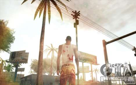 Lensflare для GTA San Andreas четвёртый скриншот