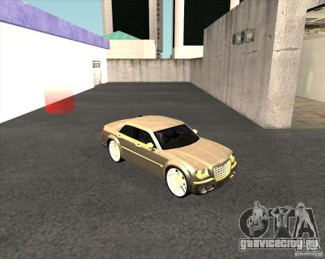 Chrysler 300C dub edition для GTA San Andreas