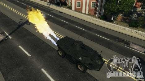 Tank Mod для GTA 4 четвёртый скриншот