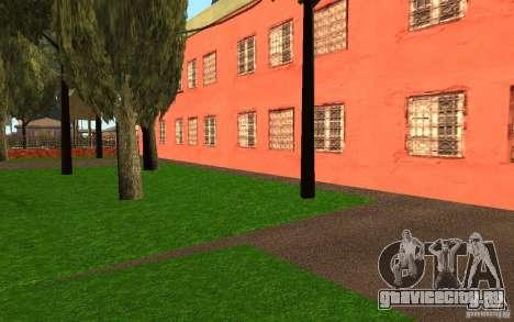 UGP Moscow New Jefferson Motel для GTA San Andreas третий скриншот