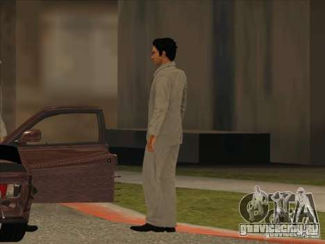 Vito Scaletta Made Man для GTA San Andreas второй скриншот