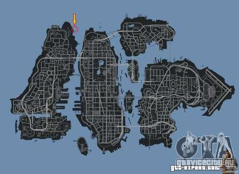 4x4 Trail The Reef для GTA 4 четвёртый скриншот