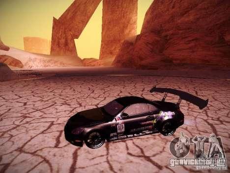 Lexus SC430 Daigo Saito для GTA San Andreas вид слева