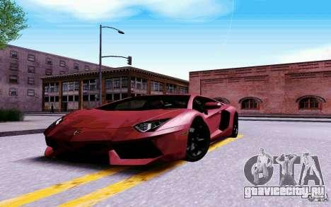 New Graphic by musha v4.0 для GTA San Andreas пятый скриншот
