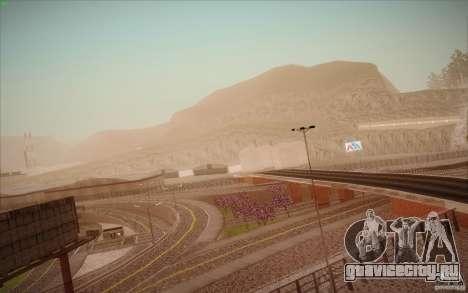 New San Fierro Airport v1.0 для GTA San Andreas седьмой скриншот