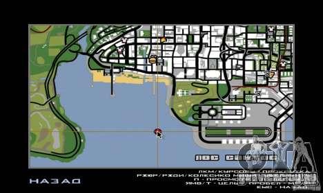 Lost Island для GTA San Andreas седьмой скриншот