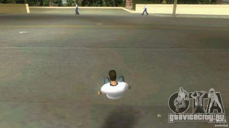 Cleo Parkour for Vice City для GTA Vice City четвёртый скриншот