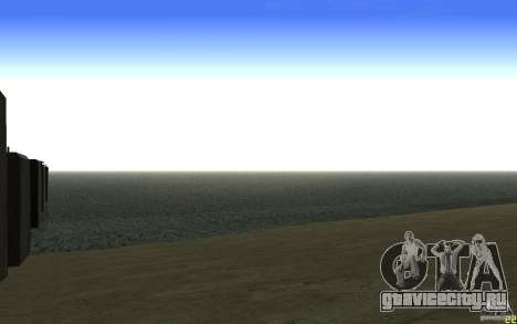 HD Вода V2.0 для GTA San Andreas четвёртый скриншот