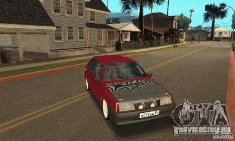 ВАЗ 2108 Maxi для GTA San Andreas