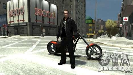 Metal Clothes FULL Pack v1 для GTA 4 третий скриншот