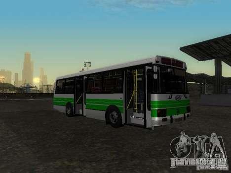 ЛАЗ 42021 КВР для GTA San Andreas