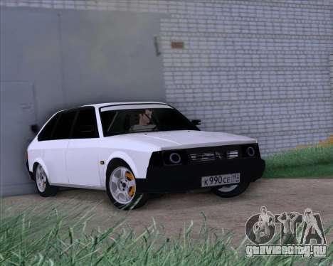 Москвич 2141 для GTA San Andreas