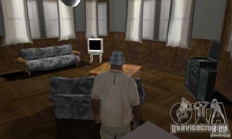 Новые интерьеры безопасных домов для GTA San Andreas одинадцатый скриншот