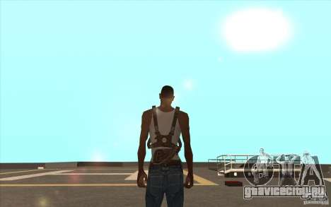 Парашют для GTA San Andreas