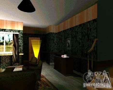 Новый дом CJ v2.0 для GTA San Andreas второй скриншот