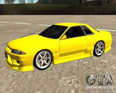 Nissan Skyline R32 Bee R для GTA San Andreas