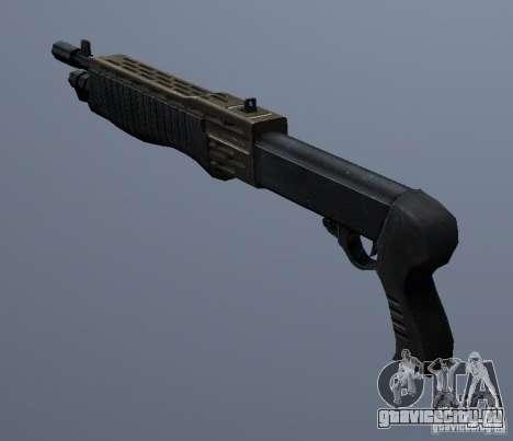 Spas 12 для GTA San Andreas