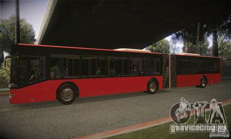 Design X3 GL для GTA San Andreas вид слева