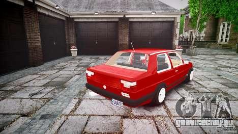 Volkswagen Jetta MKII VR6 для GTA 4 вид сбоку