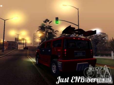 ENBSeries v1 для GTA San Andreas