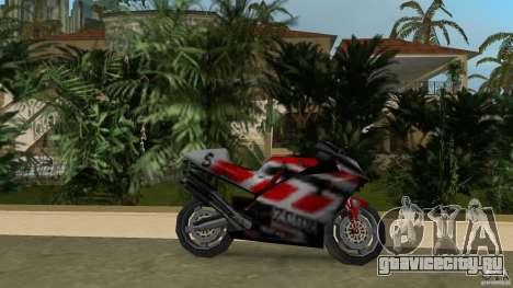 Yamaha YZR 500 для GTA Vice City вид слева