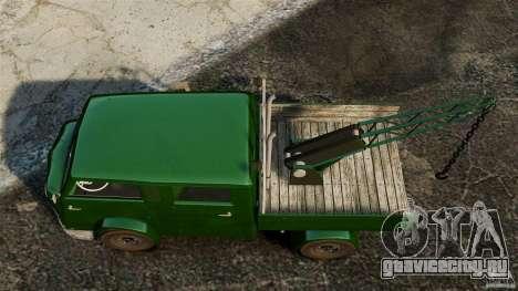 Tempo Matador 1952 для GTA 4 вид справа