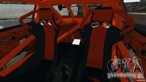 Nissan Silvia S15 HKS для GTA 4 вид изнутри