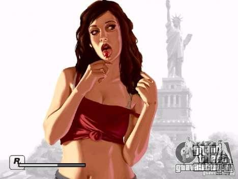 Загрузочный экран GTA 4 для GTA San Andreas