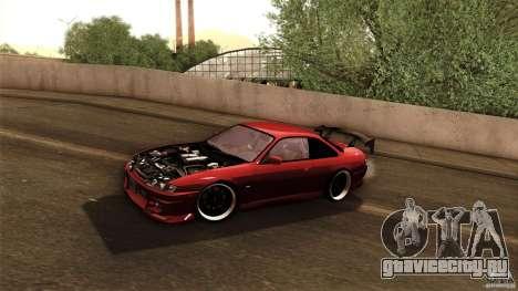 Nissan 200sx для GTA San Andreas вид сверху