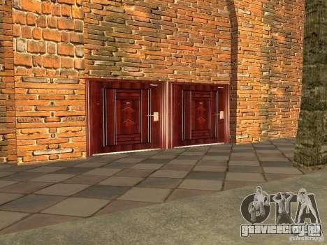 Новый клуб в стиле GTA 4 для GTA San Andreas третий скриншот