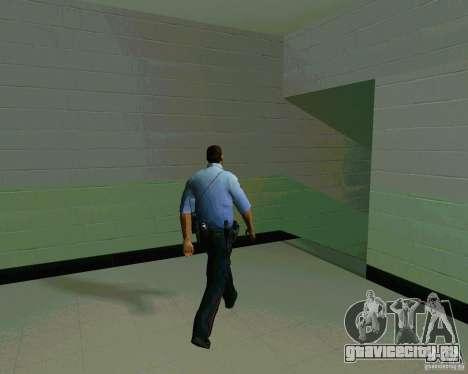 Azeri Polis для GTA San Andreas четвёртый скриншот