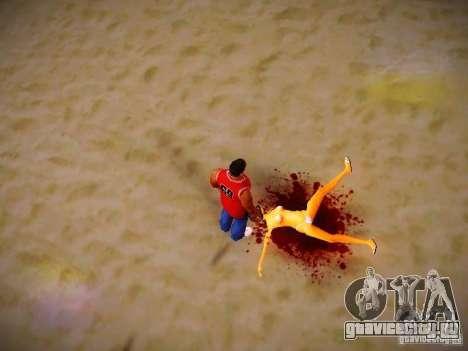 Новые эффекты для GTA San Andreas четвёртый скриншот