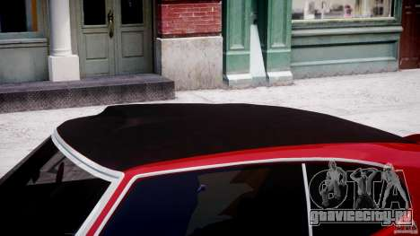Pontiac GTO 1965 v1.1 для GTA 4 двигатель