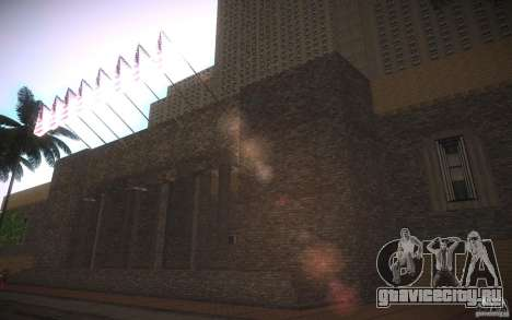 HD Мерия для GTA San Andreas второй скриншот