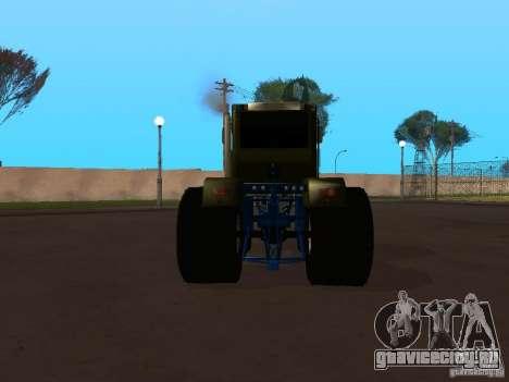 ХТА 220 для GTA San Andreas вид сзади слева