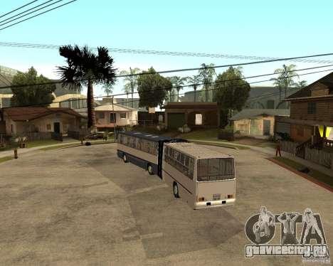 Икарус 280 для GTA San Andreas вид сзади слева