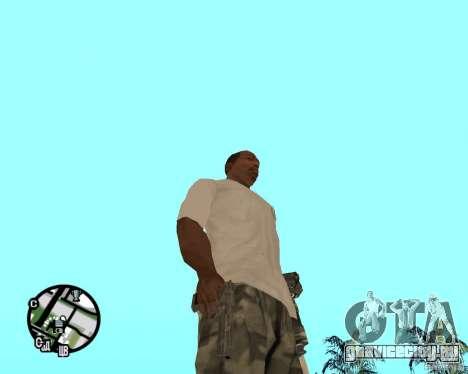 Нормальные руки CJя для GTA San Andreas четвёртый скриншот