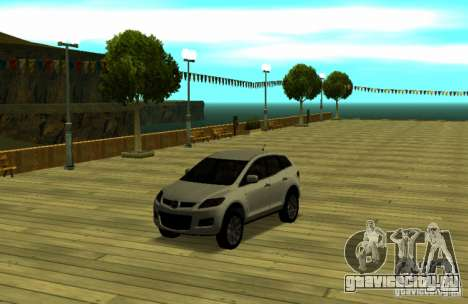 Mazda CX7 для GTA San Andreas