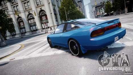 Nissan 240sx v1.0 для GTA 4 салон