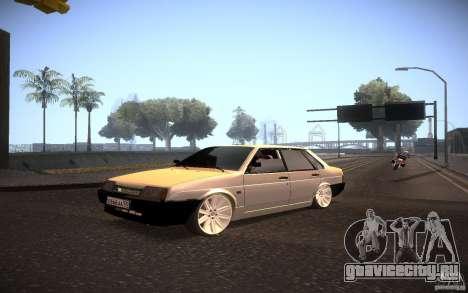 ВАЗ 21099 LifeStyle Tuning для GTA San Andreas