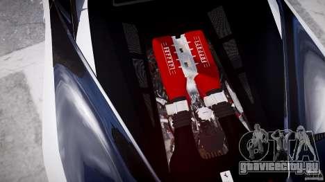 Ferrari 458 Italia - Brazilian Police [ELS] для GTA 4 вид снизу
