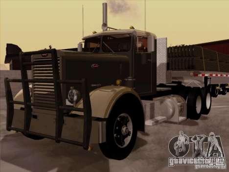 Peterbilt 351 для GTA San Andreas