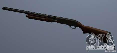 Remington 870AE для GTA San Andreas третий скриншот