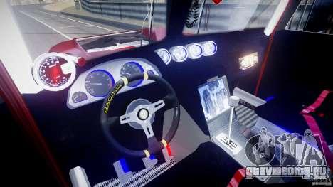 Peterbilt Sport Truck Custom для GTA 4 вид снизу