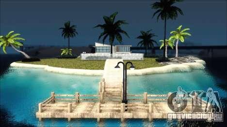 Diegoforfuns Modern House для GTA San Andreas второй скриншот
